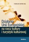 Działania Unii Europejskiej na rzecz kultury i turystyki kulturowej