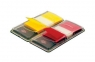 Flagi Pukka Pad 45x25 100 sztuk 2 kolory