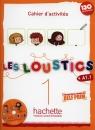 Les Loustics 1 Zeszyt ćwiczeń + CD