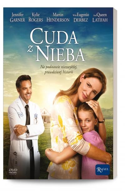 Cuda z Nieba - film DVD Patricia Riggen