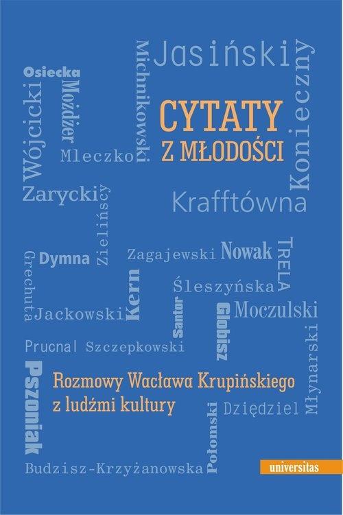 Cytaty z młodości Krupiński Wacław