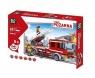 Klocki Blocki: Straż pożarna. Wóz z drabiną 287 elementów (KB98205)