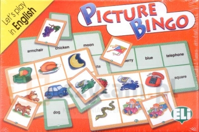Picture Bingo - Gra Językowa