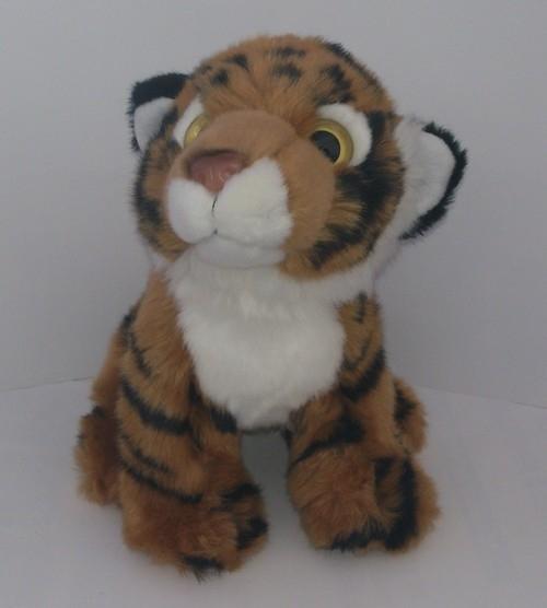 Tygrys Maluch siedzący 20cm  (4405)