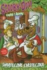 Scooby Doo Czytaj i zgaduj 3 Świąteczne ciasteczka z nauką angielskich Wasserman Robin