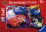 Puzzle Disney Auta 3x49 (093052)