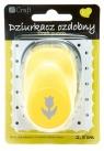 Dziurkacz ozdobny 2,5 cm Tulipan 2 JCDZ-110-082