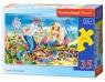 Puzzle Little Mermaid 35 elementów (035052)