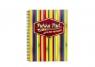 Kołozeszyt Pukka Pads Jotta A4 #160 kartek Americano żółty fioletowy 6976-AME/SQ