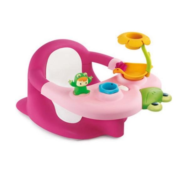 SMOBY Cotoons Żabka do kąpieli, różowa (7600110605)
