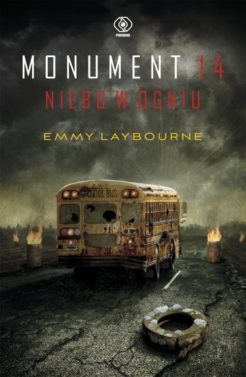 Monument 14 Niebo w ogniu Laybourne Emmy