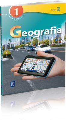 Geografia 1 Podręcznik z ćwiczeniami Część 2 Wojtatowicz Małgorzata