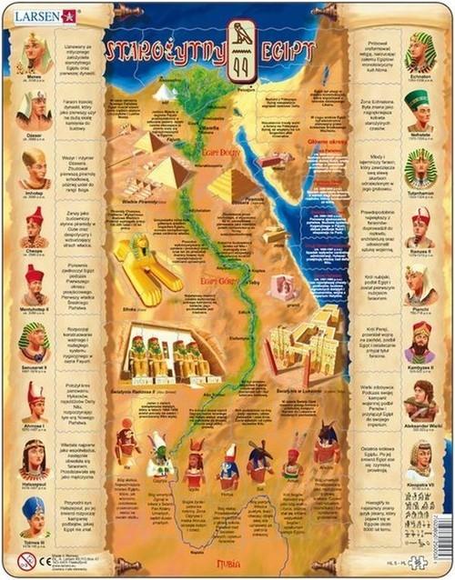 Puzzle Starożytny Egipt 95