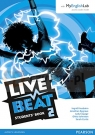 Live Beat GL 2 Student's Book with MyEngLab Pack