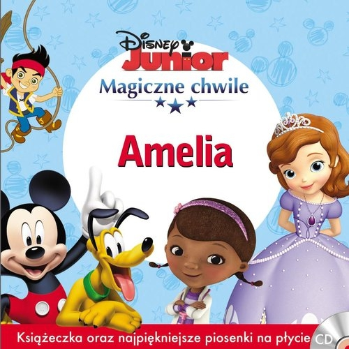 Magiczne chwile Junior Amelia