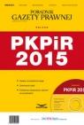 Podatki 2015 PKPiR 2015 nr 2