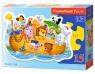 Puzzle konturowe Noah's Ark 15 elementów (015054)