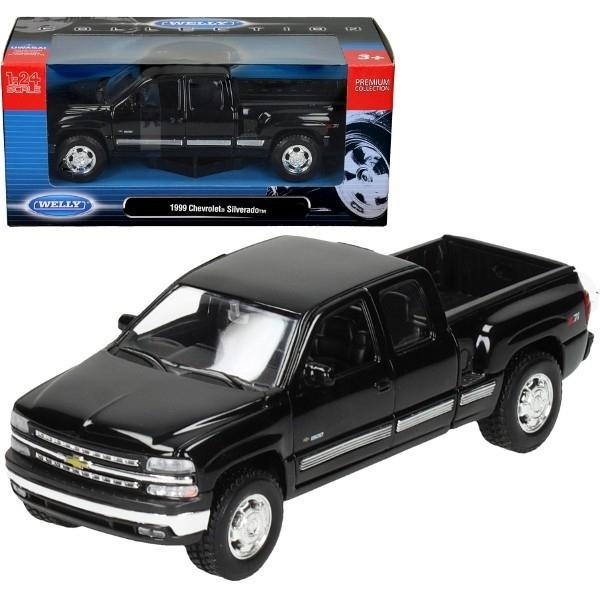 Chevrolet Silverado czarny