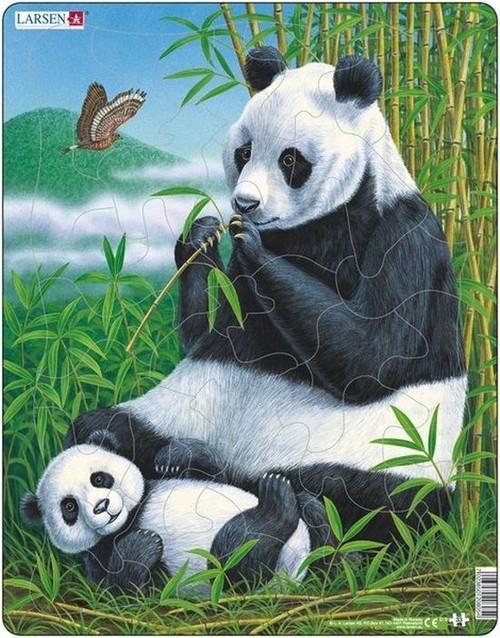 Puzzle Panda