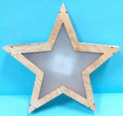 Gwiazda LED 30cm %