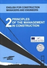 Principles of the Management in Construction 2 + CD