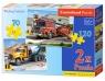 Puzzle Ciężarówki 70 i 120 2w1 (021055)