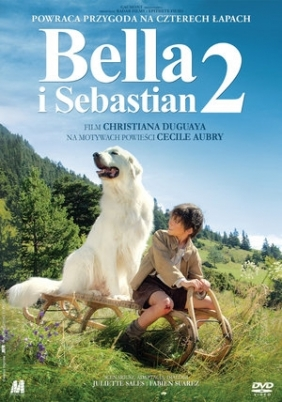 Bella i Sebastian 2 (booklet DVD)