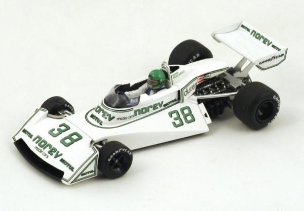 Surtees TS19 #38 Henri Pescarolo