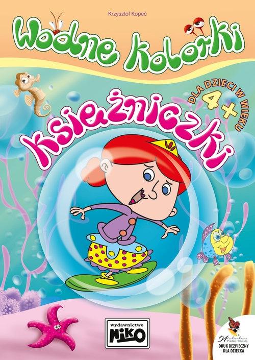 Wodne kolorki księżniczki Kopeć Krzysztof