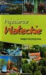Pojezierze Wałeckie mapa turystyczna