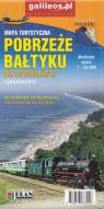Pobrzeże Bałtyku 1:45 000