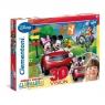 Puzzle 104 3D Vision Klub Przyjaciół Myszki Mickey (20605)