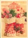Karnet świąteczny BN B6 MIX religijny lub świecki DL LUX