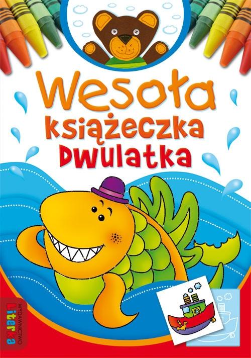 Wesoła książeczka dwulatka