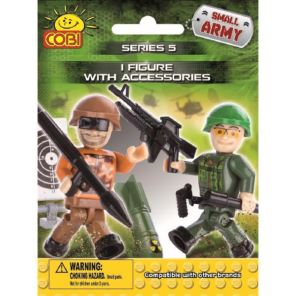 COBI Armia Figurka z akcesoriami (2005)