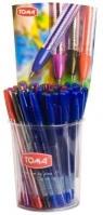 Długopis żelowy Student mix 50szt. (TO-071 04)