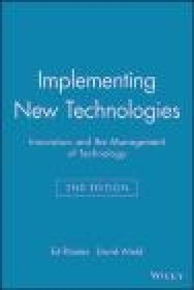 Implementing New Technologies Ed Rhodes