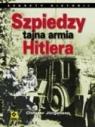 Szpiedzy tajna armia Hitlera Jorgensen Christer