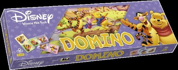 Gra - Domino Kubuś i Przyjaciele TREFL (00205)