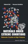 Materials Under Extreme Conditions Roberto Bini, Vincenzo Schettino