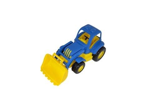 Siłacz traktor ładowarka