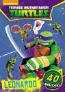 Wojownicze Żółwie Ninja Leonardo