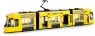City Line tramwaj 46 cm, żółty (203749005B)