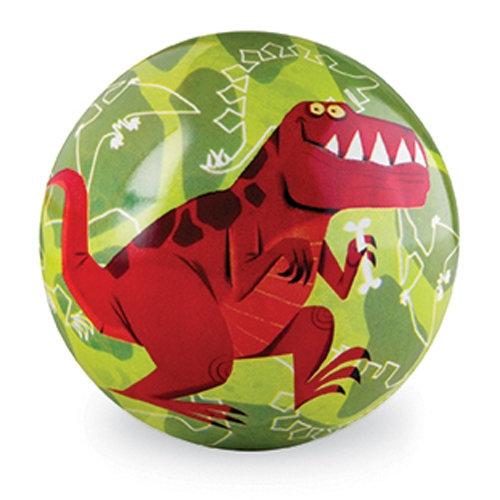 Piłka 10 cm Dinozaur