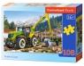 Puzzle Timber Crane 108 elementów (010059)