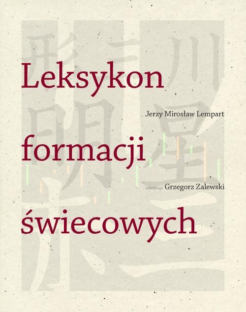 Leksykon formacji świecowych Lempart Jerzy, Zalewski Grzegorz