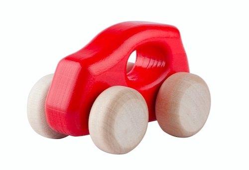 Samochodzik F500NEW Czerwony