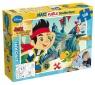 Puzzle dwustronne 108 Jake i Piraci z Nibylandii