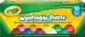 Farby w butelkach Crayola 10 kolorów
