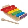 Cymbałki 5-płytkowe, ksylofon (PLTO-6405)